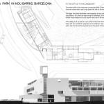 5_Biblioteca & Parque publicos Nou Barris
